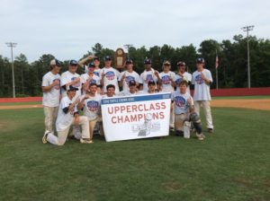 2016 US BASEBALL 18U NATIONAL CHAMPS